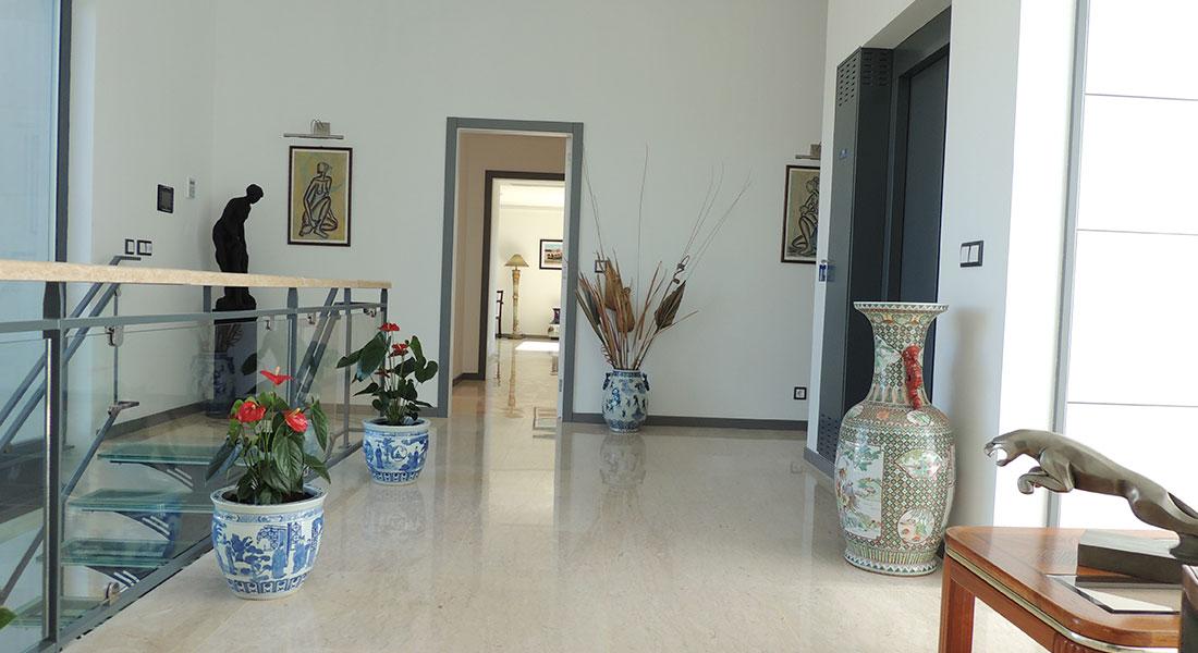 Interior Villa Troia Star