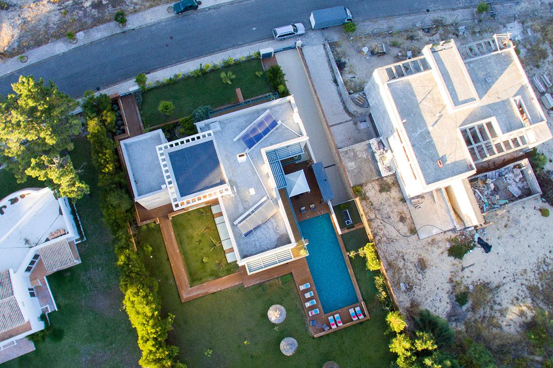 Vista aérea - Villa Troia Star